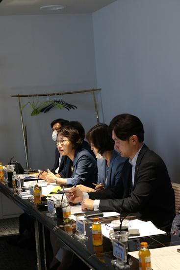 부산 ICT업계 현장간담회 개최